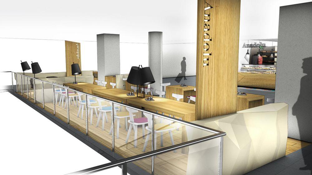Anadolu 3d Gastro Visualisierung Dus Anymotion3d We Love 3d