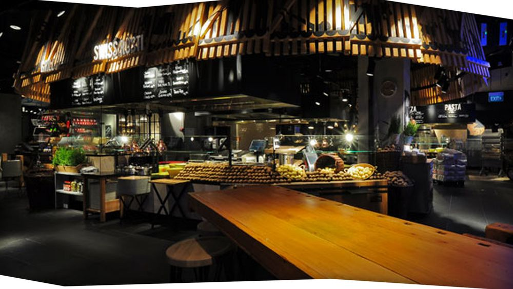 March singapur suntec city 3d visualisierung for Bar food night neue heimat